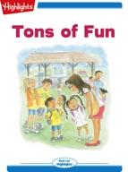 Tex and Indi: Tons of Fun