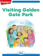Tex and Indi: Visiting Golden Gate Park