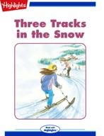 Three Tracks in the Snow