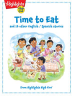 Time to Eat and 18 other English/Spanish stories