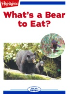 What's a Bear to Eat?