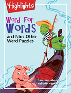 Word for Words and nine other word puzzles