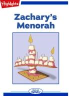 Zachary's Menorah