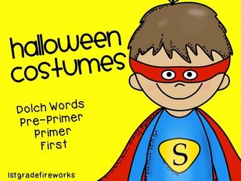 HFW Halloween Costumes