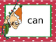 HFW (sight words) Christmas review game