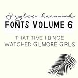 HH Font Volume Six