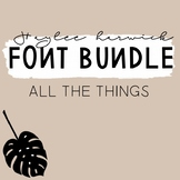 HH Fonts Growing Bundle