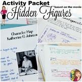 HIDDEN FIGURES ACTIVITY PACKET in BLACK HISTORY MONTH
