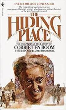 HIDING PLACE: Short Answer Chapter Questions