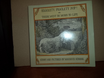 Higglety Pigglety Pop! ISBN 0-440-84504-1