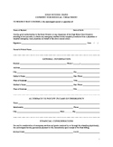 HIGH SCHOOL BAND CONSENT FOR MEDICAL TREATMENT