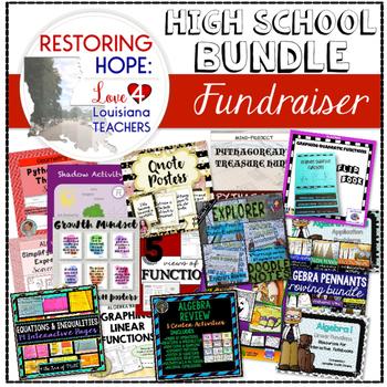 HIGH SCHOOL BUNDLE