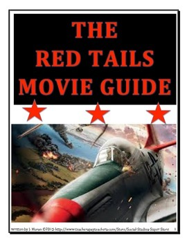 HIGH SCHOOL - Red Tails Movie Guide