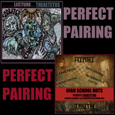 HIGHER ORDER THINKING AND VNT (PLATO'S THEAETETUS) PERFECT PAIRING BUNDLE