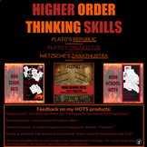 HIGHER ORDER THINKING and CRITICAL THINKING BUNDLE