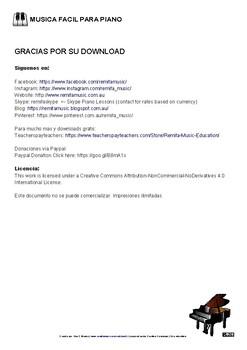 HIMNO DE LA ALEGRIA - Version Facilitada