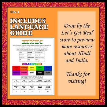 HINDI Counting Mats