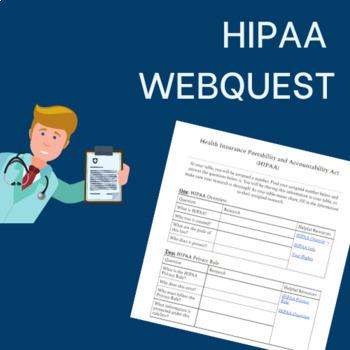 HIPAA Webquest