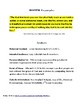 HIPPO Document Analysis Cheats