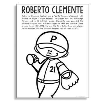 HISPANIC AMERICANS Posters | Coloring Pages | Easy Craft Activities
