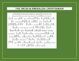 HISPANIC HERITAGE MONTH: THE INCAS & EMERALDS:CRYPTOGRAM