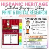 HISPANIC LATINO HERITAGE MONTH: CANTINFLAS: BIOGRAPHY