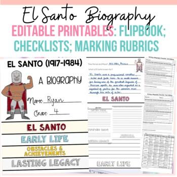 HISPANIC/LATINO HERITAGE MONTH: EL SANTO