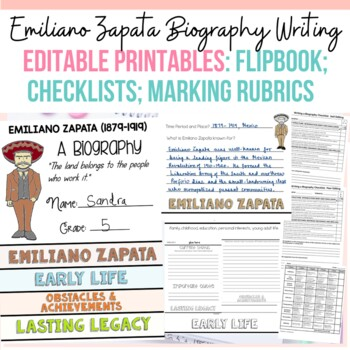 HISPANIC/LATINO HERITAGE MONTH: EMILIANO ZAPATA