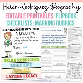 HISPANIC/LATINO HERITAGE MONTH: HELEN RODRIGUEZ