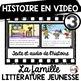 HISTOIRES VIDÉO - L'ENSEMBLE COMPLET - 8 Histoires Vidéo avec texte et AUDIO
