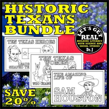 HISTORIC TEXANS Bundle