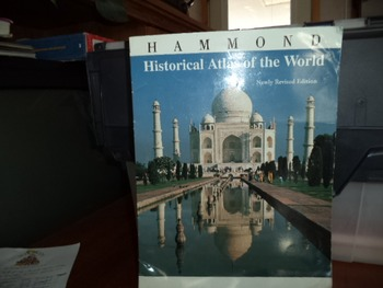 HISTORICAL ATLAS OF THE WORLD  ISBN0-13-228917-2