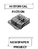 HISTORICAL FICTION WRITING PROJECT