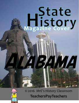 HISTORY Alabama magazine cover