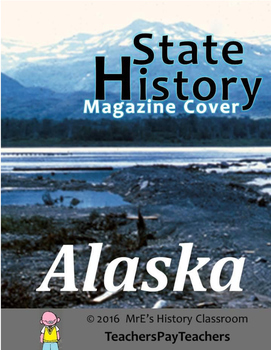 HISTORY  Alaska Magazine Cover