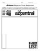 HISTORY  Arizona Magazine Cover