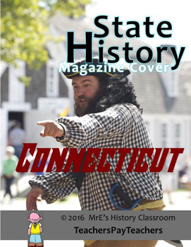 HISTORY  Connecticut Magazine Cover