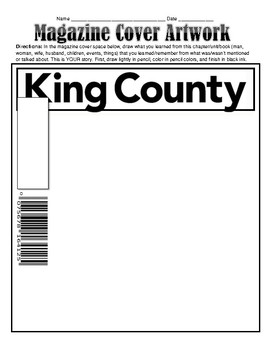 HISTORY  12 County Magazine Covers