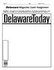 HISTORY  Delaware Magazine Cover