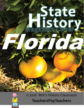 HISTORY  Florida Magazine Cover