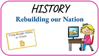 HISTORY - GOOGLE SLIDES