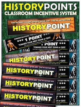 HISTORY: INCENTIVE POINT SYSTEM