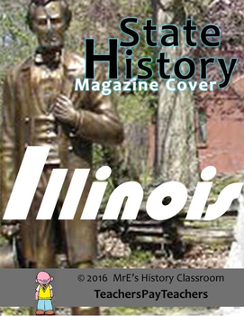 HISTORY  Illinois Magazine Cover