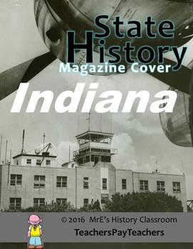 HISTORY  Indiana Magazine Cover