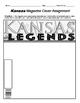 HISTORY  Kansas Magazine Cover