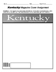 HISTORY  Kentucky Magazine Cover