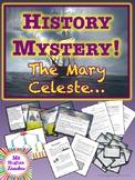 HISTORY MYSTERY: THE MARY CELESTE!