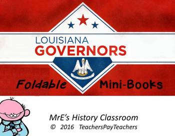 HISTORY Making Governor's Mini-Books