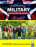 HISTORY  Military Appreciation Month project