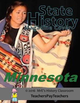 HISTORY Minnesota Magazine Cover